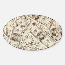 Dollar Bills Decal