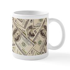 Dollar Bills Mugs