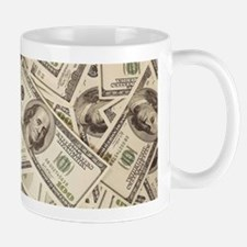 Dollar Bills Mugs