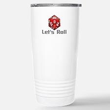 Let's Roll Travel Mug