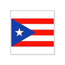 Boricua Bandera Puerto Rican Orgullo 4 Enr Sticker