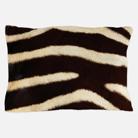 Zebra Fur Pillow Case
