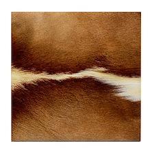 Antelope Fur Tile Coaster