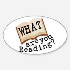 What Are You Reading? Decal