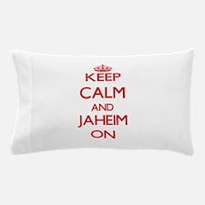 Keep Calm and Jaheim ON Pillow Case