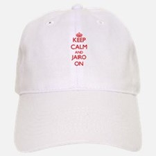 Keep Calm and Jairo ON Baseball Baseball Cap