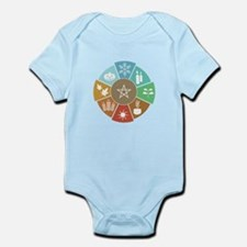 Wheel Of The Year Body Suit