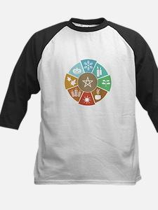 Wheel Of The Year Baseball Jersey