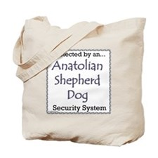 Anatolian Security Tote Bag