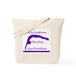 Gymnastics Tote Bag - Perform
