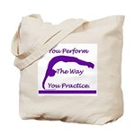 Gymnastics Tote Bag - Perform
