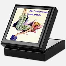 I touch my shelf Keepsake Box