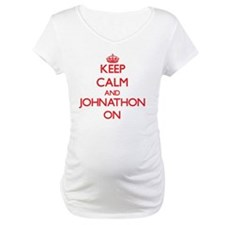 Keep Calm and Johnathon ON Shirt