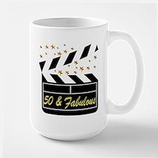 GLAMOROUS 50TH Mug