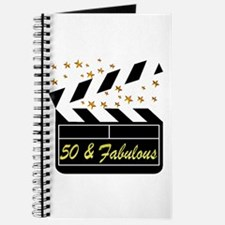 GLAMOROUS 50TH Journal