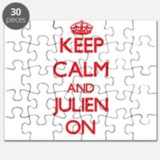 Keep Calm and Julien ON Puzzle
