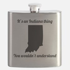 Its An Indiana Thing Flask