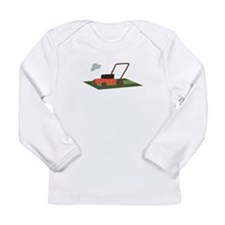 Lawnmower Long Sleeve T-Shirt