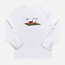 Lawnmower Long Sleeve T-Shirt