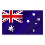 Australian flag Single