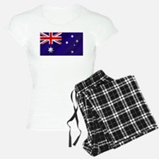 Flag of Australia Pajamas