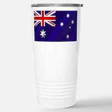 Flag of Australia Stainless Steel Travel Mug