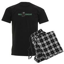 Grill Sergeant Pajamas