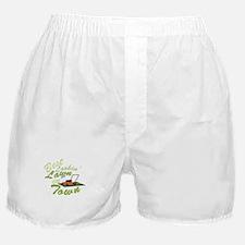Best Lookin Lawn Boxer Shorts