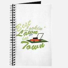 Best Lookin Lawn Journal