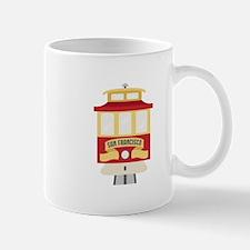 Cable Car San Francisco Mugs