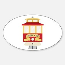 Cable Car Decal