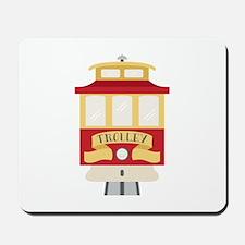 Trolley Mousepad