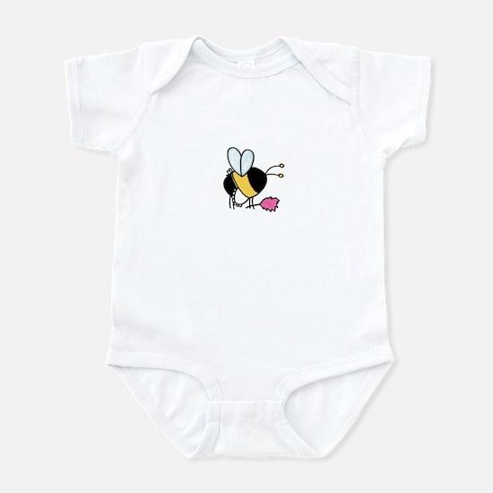cleaner,maid Infant Bodysuit