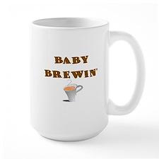 MATERNITY - BABY BREWIN' Mug