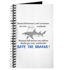Save the Sharks Journal