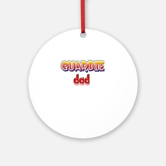 guardie dad Ornament (Round)