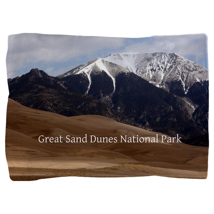 Cute Dunes Pillow Sham