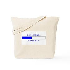 BOY LOADING... Tote Bag