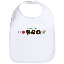 Backyard BBQ Bib