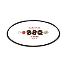 National BBQ Month Patch