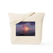 Riverside Beach Tote Bag