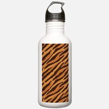 Tiger Fur Water Bottle
