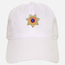 Sheriff badge Baseball Baseball Cap