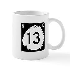 Highway 13, North Dakota Mug