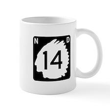 Highway 14, North Dakota Mug