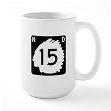 Highway 15, North Dakota Mug
