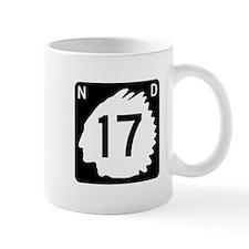Highway 17, North Dakota Mug