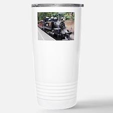 Black and White Old Fas Travel Mug