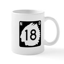 Highway 18, North Dakota Mug