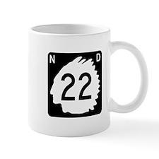Highway 22, North Dakota Mug